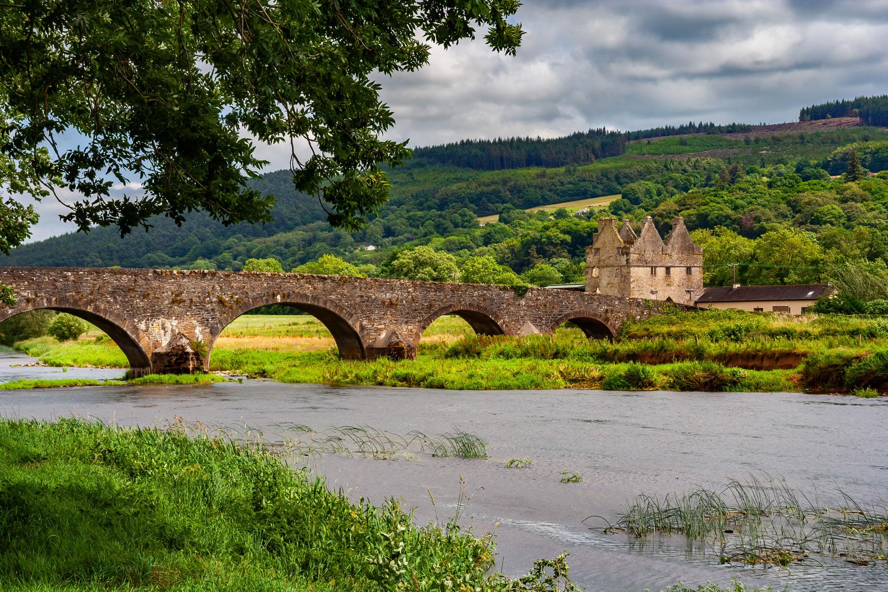 Bridge over the river Suir